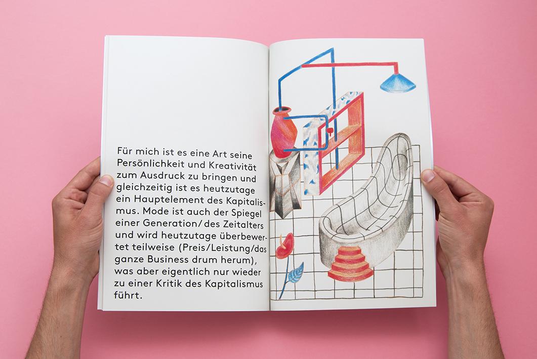 MARTIN SCHUMANN FH Potsdam – Fashion Statements