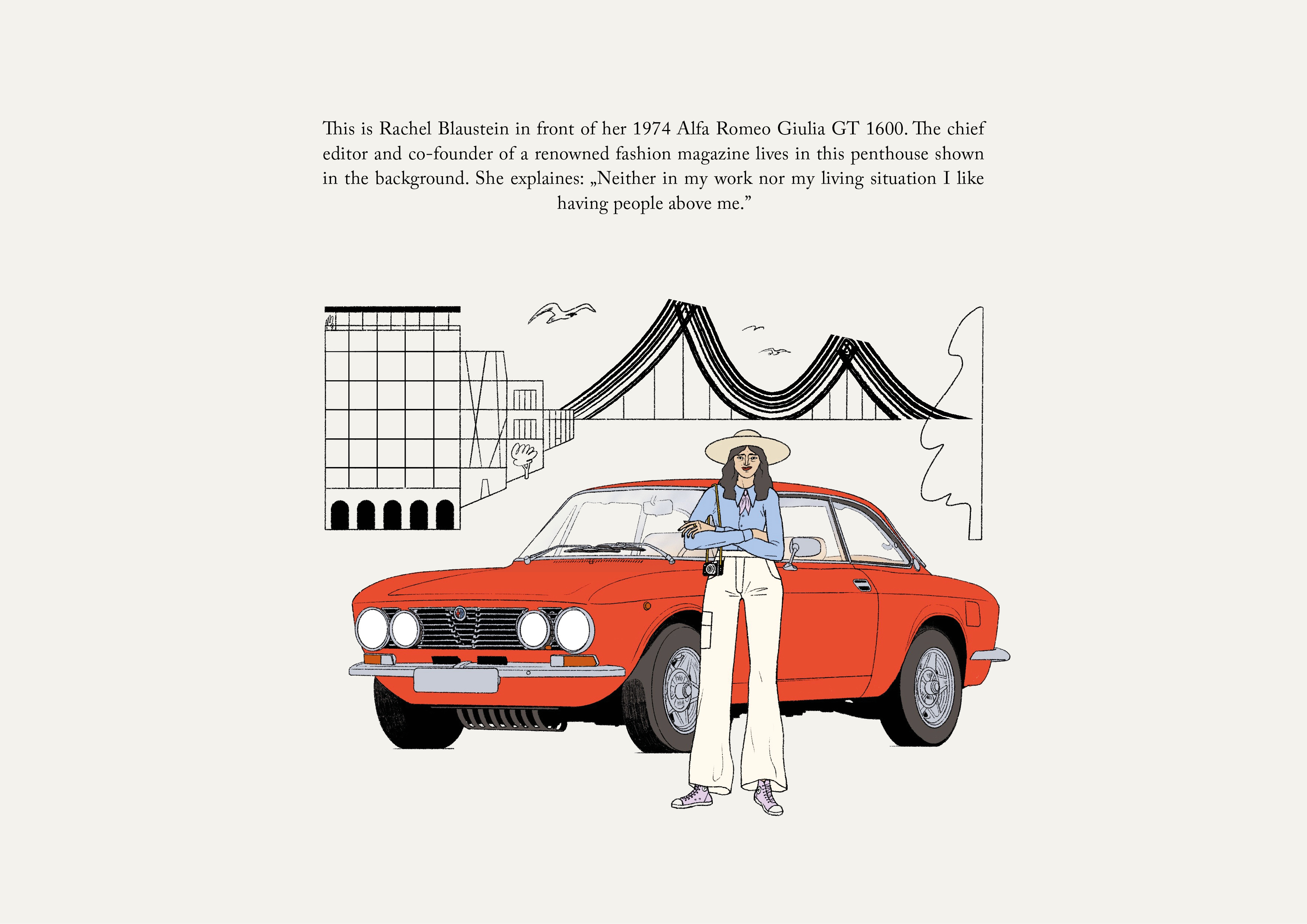 MARTIN SCHUMANN Personal Project – Classic Cars & Their Owners
